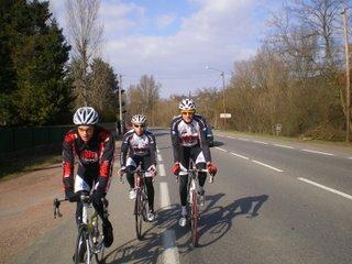 Sébastien, David et Julien